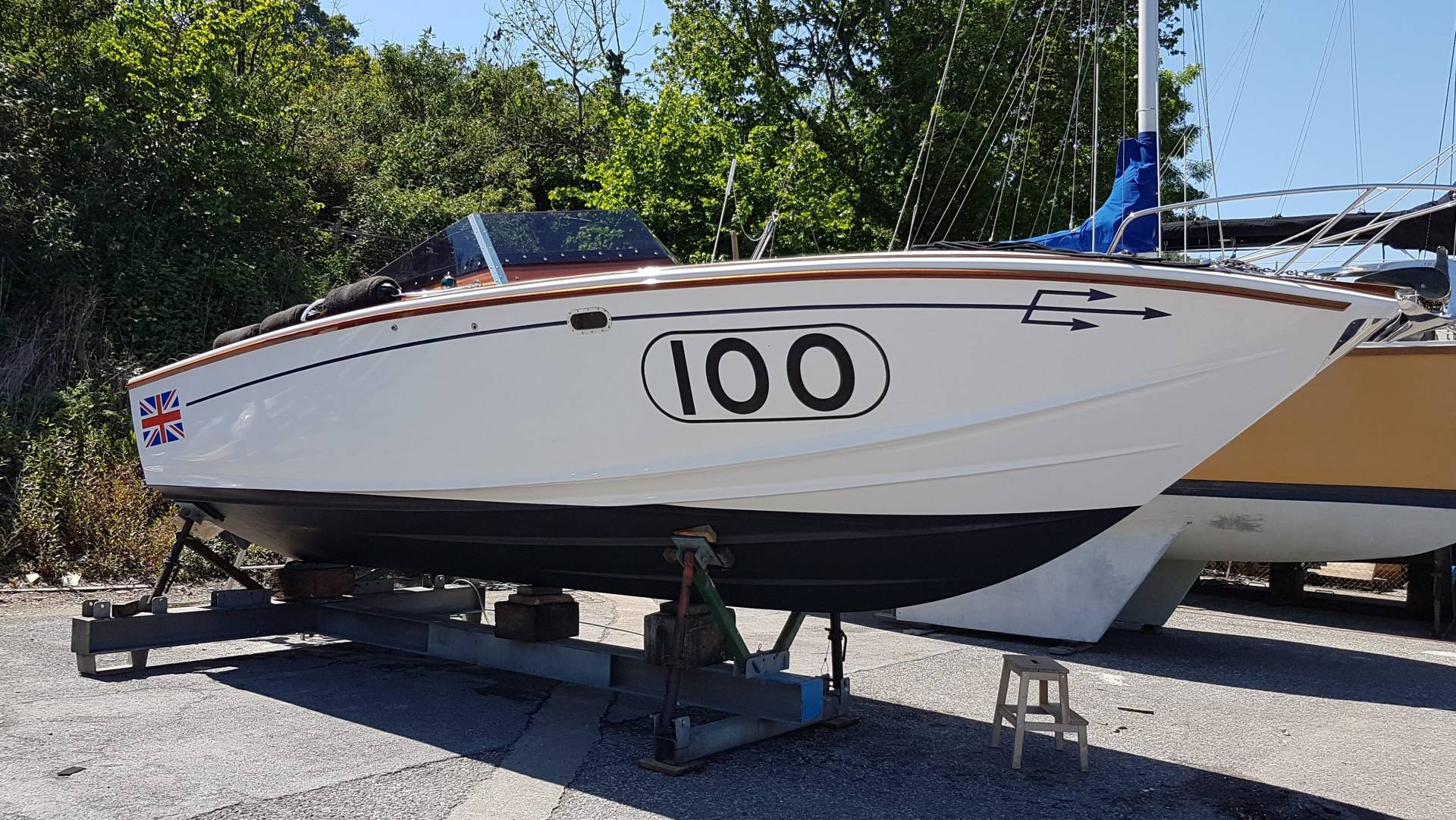Boatbuilders Repairers Restorers Devon Wooden Boats Ltd To Boat Builders And Recreational Typical Wiring Diagram Boatbuilding