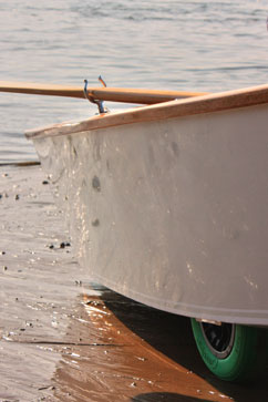 Rowing Dinghy - Devon Darlin 11' 2
